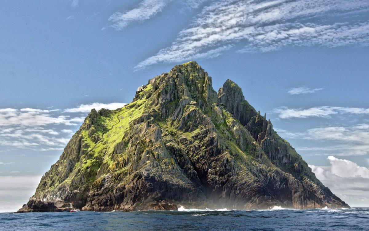 Beautiful Irish Islands - Skellig Michael