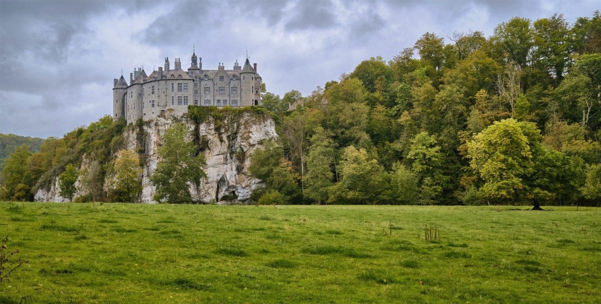 kasteel van Walzin - kastelen in België