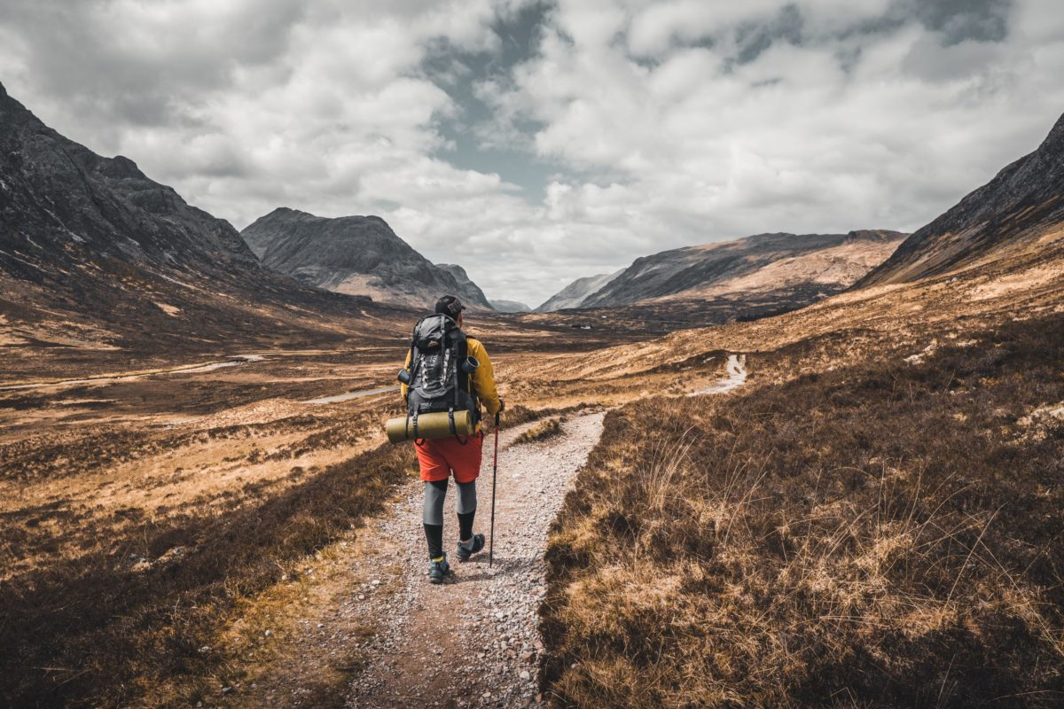 Best Long Distance Walking Routes in the UK - West Highland Way