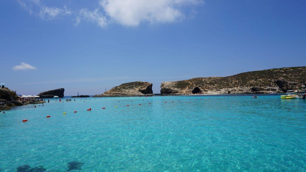 The Blue Lagoon - Malta - Beautiful Beach