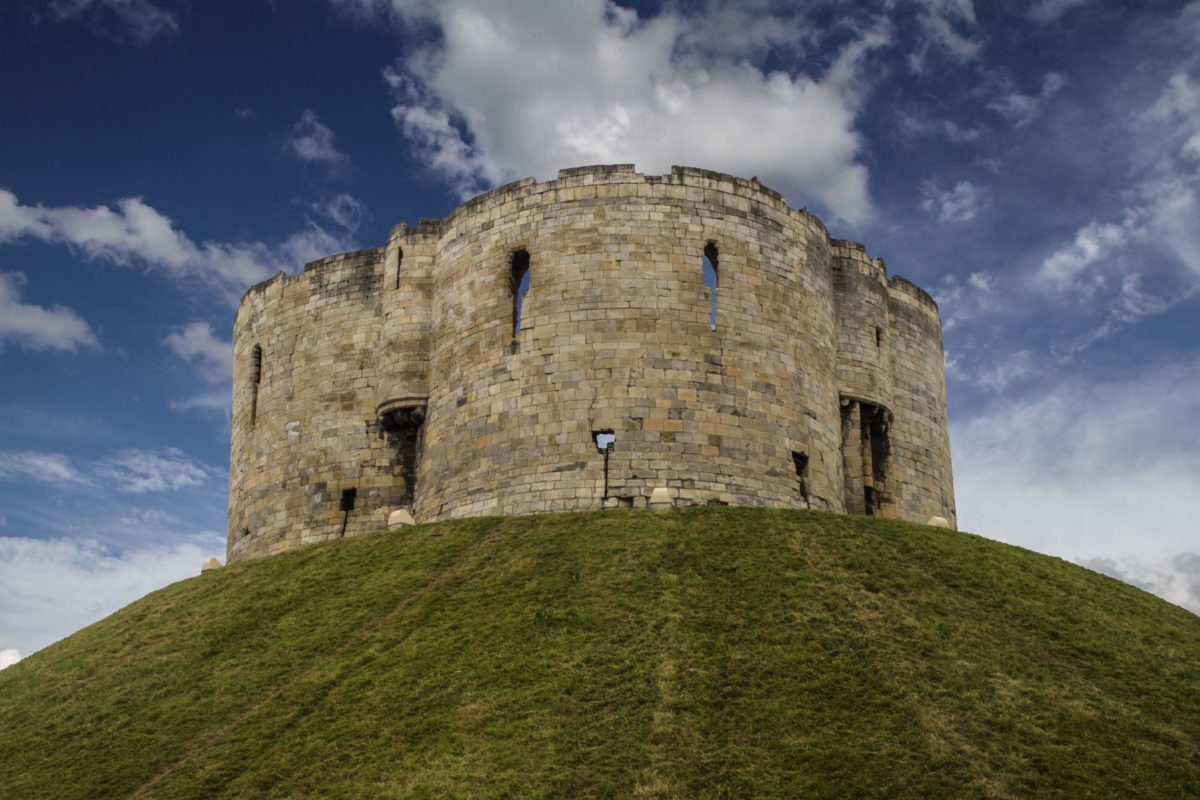 Top historical sites to visit in York - Cliffords Tower